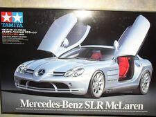 Tamiya 1/24 Mercedes-Benz SLR McLaren Model Car Kit #24290