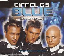 EIFFEL 65 - Blue (Da Ba Dee) (UK 4 Tk Enh CD Single Pt 2)