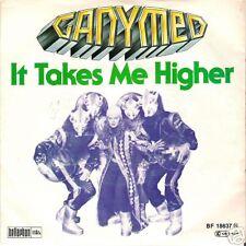 Single----Ganymed-------Rarität----