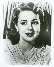 ANNE SHIRLEY - PHOTOGRAPH SIGNED