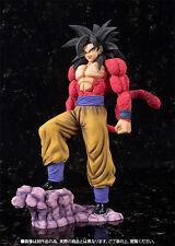 Figuarts Zero EX Dragonball Z Super Saiyan 4 Goku Tamashii Exclusive Bandai