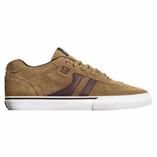Globe Encore-2 Skate Shoes Trainers Tan Brown