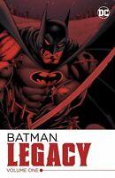 Batman Legacy Volume #1 TPB DC Comics Trade Paperback NM
