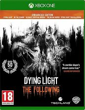 Pal version Microsoft Xbox One Dying Light