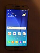 Samsung Galaxy S6 - SM-G920P 32GB - White+Black Back (Sprint+GSM Unlocked)
