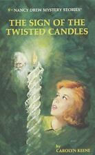 Nancy Drew Mystery Stories: The Sign of the Twisted Candles No. 9 by Carolyn Kee