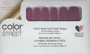 CS Nail Strips Czech Me Out 100% Nail Polish Strips - Made in the USA!
