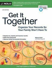 Get It Together : Organize Your Records So Your Family Won't Have To by Shae...