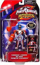 Power Rangers Operation Overdrive BLACK Ranger New Light up