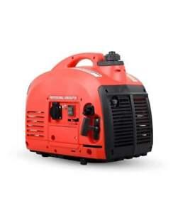 Generatore Inverter 220V silenziato a Benzina 2 KW portatile
