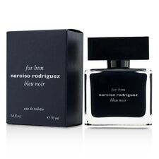 Narciso Rodriguez For Him Bleu Noir EDT Eau De Toilette Spray 50ml Mens Cologne