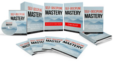 Self Discipline Mastery Business For Sale w/ Audio-Video Upsell