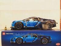 Lego Display Case for LEGO Bugatti Chiron 42083 ( Aus stock)