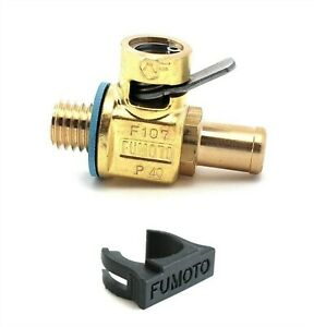 Fumoto F137N Oil Drain Valve M12-1.75 LC10 Clip Ford Cadillac Chevy S/S F107N