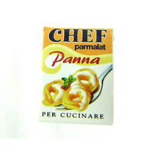 Calamita frigo miniatura PANNA CHEF riproduzione fedele