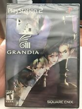 PS2 Grandia III New Sealed (Sony PlayStation 2, 2006)