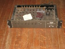 TEAC DX-8 Parts/Repair, Omron LZ4 Flatpack Relays, Non Functioning Tascam DBX