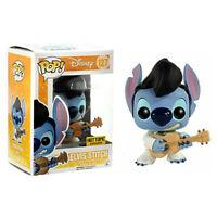 Funko Pop! Disney Lilo & Stitch 127 Action figure Hot Topic Exclusive Rare Neuf