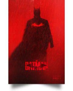 The Batman Art Decor Home Poster Full Size