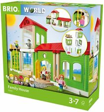 Brio 33941 Family Home Modular Playset.  BNIB