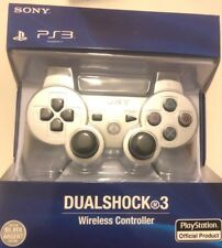 New PS3 Wireless  Dualshock 3 Controller - Silver