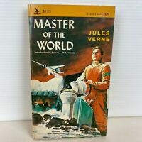 Master of the World by Jules Verne (Paperback 1965)