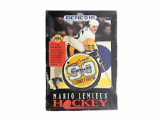 Sega Genesis Mario Lemieux Hockey With Puck T410 ()