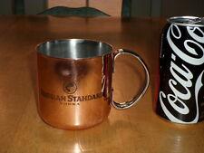 RUSSIAN STANDARD VODKA, METAL CUP / MUG, Vintage