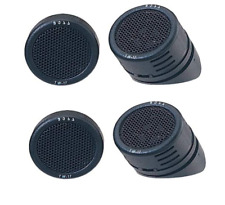 4 X Boss Audio TW17B  Micro-Dome 200Watt Tweeters Up To 20kHz Frequency (2 PAIR)