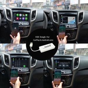 HAOBO USB Smart Link Apple CarPlay Dongle for Android Navigation Player Mini USB