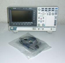Digitalspeicheroszilloskop NEU Iso-Tech IDS1102B 2x100MHz 1GS/s Bus Decode