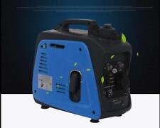 220V Portable Silent Camping Gasoline Power Inverter Generator Set 800W U