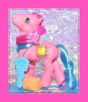 ❤️My Little Pony MLP G1 Vtg 1990 Precious Pocket Ponies Bubblefish Bubble Fish❤️