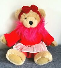 Collectable Russ bear ROSEBUD  'Thoughts of Love' - gift toy pink bear girls