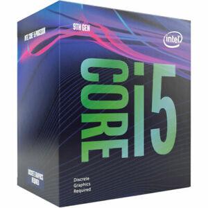 Microprocessore intel core i5 -9400f