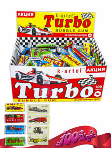 Turbo gum assorted Russian sweets tradition delicious Russia Турбо