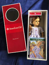 Felicity American Girl Doll with Book and Accessories, Brand New In Box