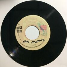 "Vp Reggae Artist ""The Eagles"" ‎Presents ""Your Enemy Can't Hurt You"" Records Cd"