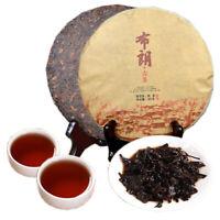 Yunnan Cooked Puerh Tea Cake Brown Ancient Trees Tea Menghai Ripe Puer Tee 357g