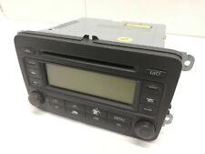 VW Golf 5 V Plus  Radio Autoradio CD  5M0035186  (67)