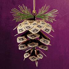 Baldwin Brass/Chemart - Sylvan Pine Cone Ornament - #CA-39111