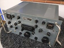Military Radio Receiver Collins R-391/URR Receptor Radio Militar Collins R 391