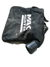 leaf blower vacuum bag