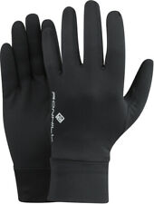 Ronhill Classic Running Gloves Black Mens Womens Thermal Winter Run Glove S M L