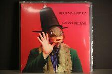 CAPTAIN BEEFHEART LP TROUT MASK REPLICA THIRD MAN VAULT RELEASE