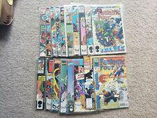 New ListingFantastic Four Annual #9-27 Full Run Higher Grade Comic Book Lot