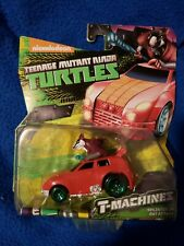 TMNT--SPLINTER IN RAT ATTACK T-Machines Playmates Toys