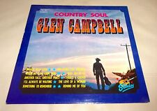 Glen Campell Country Soul Sealed LP 1968 Starday