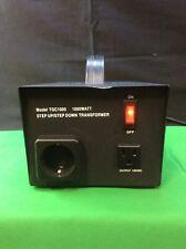 Voltage Valet Step Up/Step Down Voltage Transformer 1000 Watt Model Tgc1000.