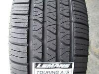 2 New 205/60R15 Lemans by Bridgestone Touring AS II Tires 60 15 2056015 R15 USA